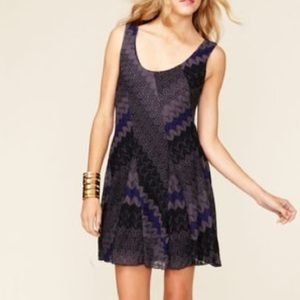 Free People My One and Only Swing Dress NWOT XS